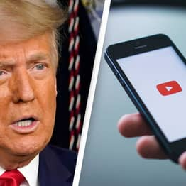 Donald Trump Banned From YouTube For The Rest Of His Presidency