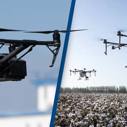 Drone Swarms Are Getting Too Fast For Humans To Fight, US General Warns