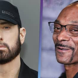 Eminem Says Snoop Dogg's Comments About His Music Were 'Disrespectful'