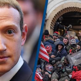Facebook Is Sharing Private Messages Of Alleged Capitol Hill Rioters With FBI