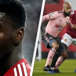 Manchester United Defender Axel Tuanzebe Subject To Vile Racist Abuse After His Side's Loss To Sheffield United Last Night