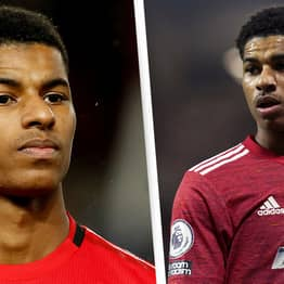 Marcus Rashford Responds To Racist Abuse Received After Team's Goalless Draw