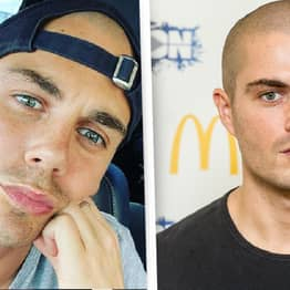 Max George Admits He Couldn't Walk During Three-Month Depressive Episode