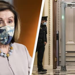 Lawmakers Will Be Fined Up To $10,000 For Refusing To Walk Through New Metal Detectors