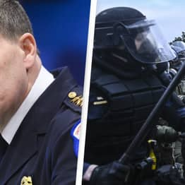 Former Capitol Police Chief Says His Request For National Guard Backup Was Denied