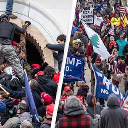 At Least 25 Domestic Terrorism Cases Have Been Opened After Capitol Riots