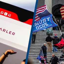'Free Speech' App Parler Taken Offline After Being Used To Organise Capitol Riot