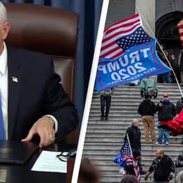 Mike Pence Urged To Invoke 25th Amendment And Remove Trump After Capitol Siege