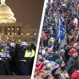38 Capitol Police Officers Test Positive For COVID After Capitol Riot
