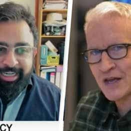 Former QAnon Member Apologises To Anderson Cooper For Believing He 'Ate Babies'