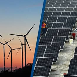 Europeans Got More Electricity From Renewable Energy Than Fossil Fuels Last Year For First Time Ever