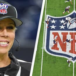 Super Bowl Makes History With First-Ever Female Official