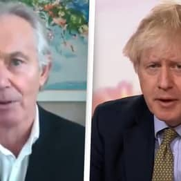 Tony Blair Urges Government To Vaccinate Entire Population Within Weeks
