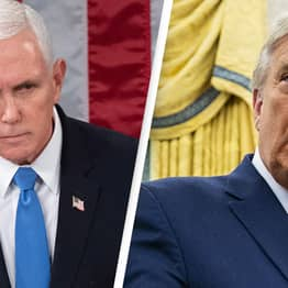 Trump Yelled At Pence 'I Don't Want To Be Your Friend' After He Refused To Subvert The Election