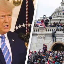 Trump Only Condemned Capitol Rioters After Realising He Could Face Legal Trouble, Report Says