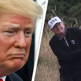 Trump Suffers Huge Blow As PGA Cancels Plans To Play 2022 Championship At His Golf Course