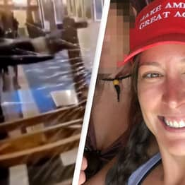 Capitol Cop Accused Of Killing Pro-Trump Rioter Recommended Not To Be Charged