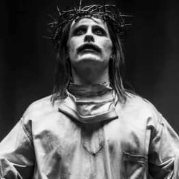 Jared Leto's Joker Poses As Jesus Christ In New Look At Justice League Snyder Cut