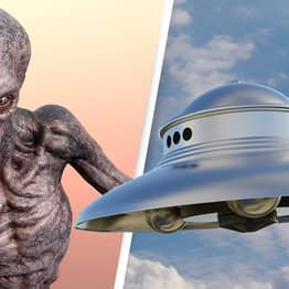 Aliens Don't Visit Earth Because 'Humans Are Stupid' And They 'Hate Grass'
