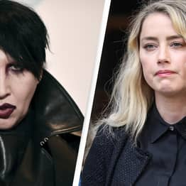 Amber Heard Speaks Out Against Marilyn Manson Amid Abuse Allegations