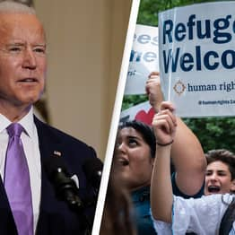Joe Biden Says He Will Welcome 125,000 Refugees To US In First Year Of Presidency