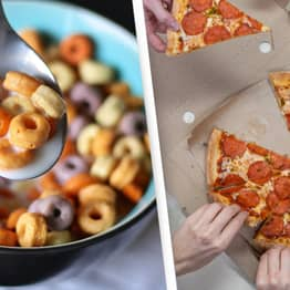 Pizza Is Actually Healthier For Breakfast Than Most Cereals, Nutritionist Says
