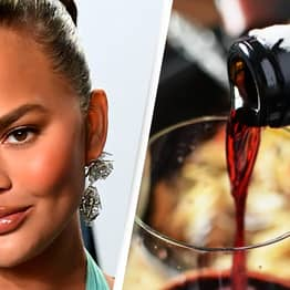 Chrissy Teigen Fires Back After Being Accused Of Being 'Tone-Deaf' Over Tweet About $13,000 Bottle Of Wine