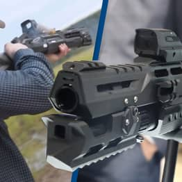 Shotgun With Built-In Camera, Wi-Fi, And Bluetooth Faces Backlash