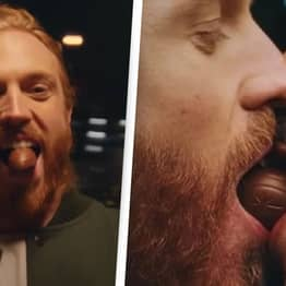 20,000 People Sign Petition To Ban Gay Kiss In Creme Egg Advert