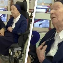 Europe's Oldest Person Survives COVID Just Before 117th Birthday