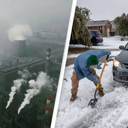 Texas Homeowners Hit With $17,000 Electric Bills Amid Snow Storm