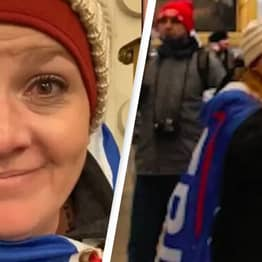 Accused Capitol Rioter Asks Court If She Can Go On Vacation To Mexico
