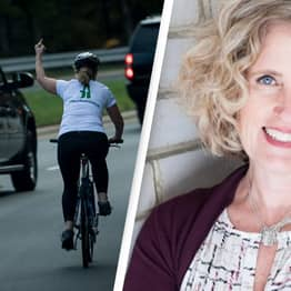 Cyclist Who Flipped Off Trump Ran For Office And Defeated Local Republican