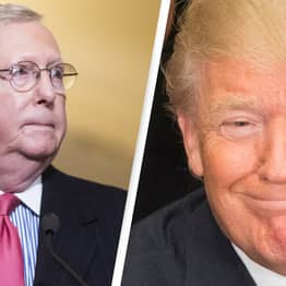 Mitch McConnell Will Vote To Acquit Trump In Second Impeachment Trial