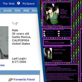 Teenager Who Was Only A Toddler When Myspace Was Popular Remakes It