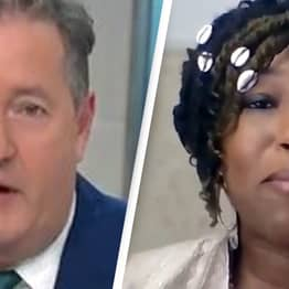 Piers Morgan Called 'Petty, Fragile Man-Baby' Live On-Air Over Meghan Markle Comments