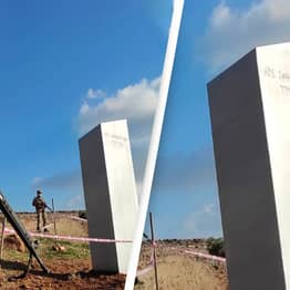 10ft Monolith Discovered In Turkey Now Being Guarded By Armed Police