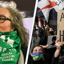 Pro-Choice Protest Leader In Poland Charged For Opposing Country's Abortion Ban