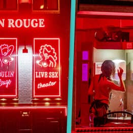 Amsterdam To Move Red Light District Outside The City In Tourism 'Reset'