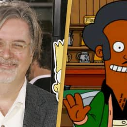 The Simpsons Creator Matt Groening Says He 'Didn't Have Problem' With White Actor Voicing Apu