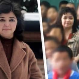 Former Teacher Claims Male Guards In China's Detention Camps Rape And Torture Students