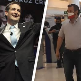 Ted Cruz's Wife Reportedly Texted Neighbours To Fly To Cancun With Them