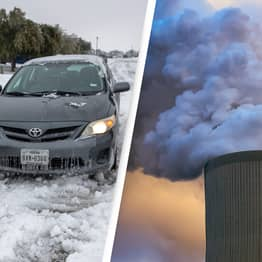 Texas Storm Led To Release Of 337,000 Pounds Of Air Pollutants