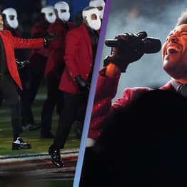 The Weeknd Spent $7 Million Of His Own Money On Super Bowl Halftime Performance