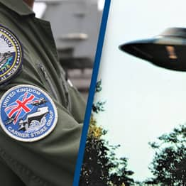 US Navy Has 'UFO Patents' It Says Will 'Engineer the Fabric of Reality'