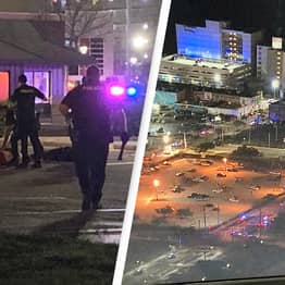 2 Dead And 8 Wounded In Shootings At US Beach, Virginia Beach Police Department Says