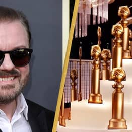 Ricky Gervais Sends Message To Hollywood Ahead Of 2021 Golden Globes