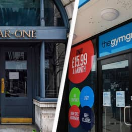 UK Government To Provide Hospitality And Gyms Grants Of Up To £18,000