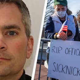 Two Men Charged With Assaulting US Capitol Cop Brian Sicknick Who Died During Riots
