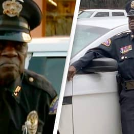 91-Year-Old Cop Who's Worked In Law Enforcement For 56 Years Has No Plans To Retire